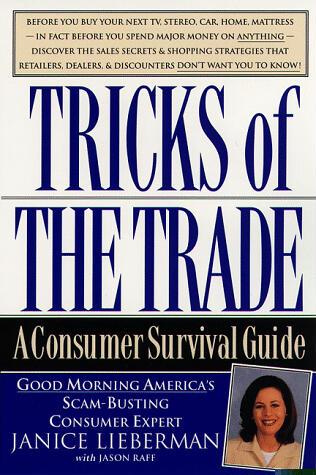 Tricks of the Trade by Jason Raff