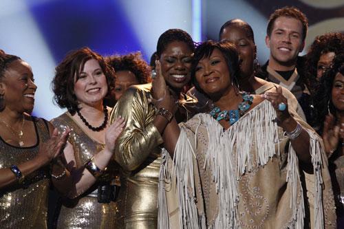 Patti Labelle Choir