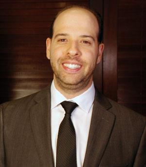Adam Sussman, VP of Development, Furry Prawn Productions.
